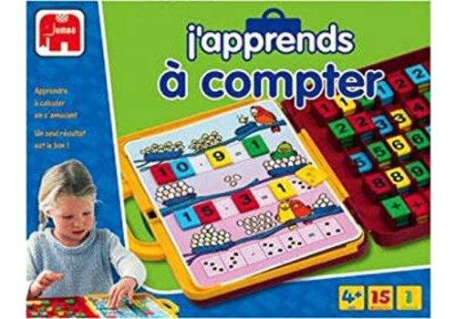 Jumbo J'apprends a compter