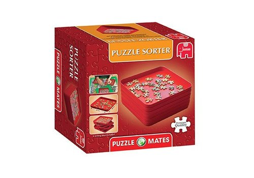 Jumbo Puzzle Sorters-6 trays