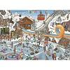 Jumbo 1000pc, Jeux d'hiver, JvH