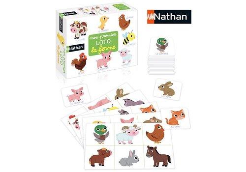Nathan, Mon premier loto animaux