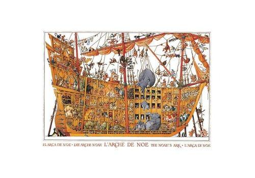 Jumbo 2000mcx, Noah's Ark, Wolf