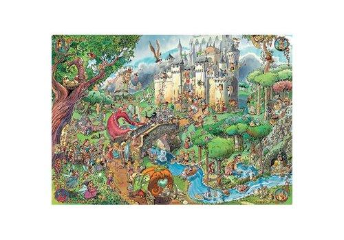 1500mcx, Fairy Tales, Prades