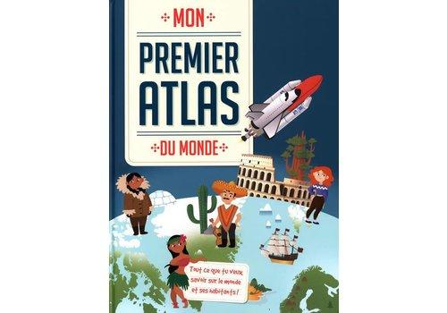 edition yoyo Mon premier atlas du monde
