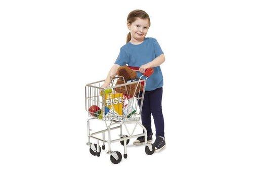 Melissa & Doug Panier d'épicerie / Shopping Cart