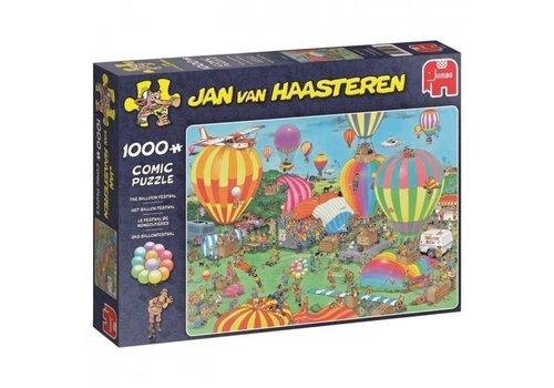Jumbo 1000mcx, The Balloon Festival, JvH