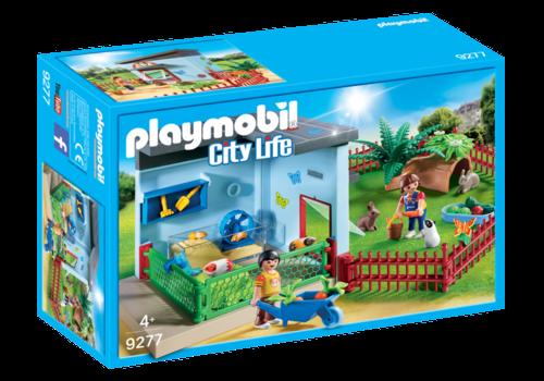 Playmobil Small animal boarding