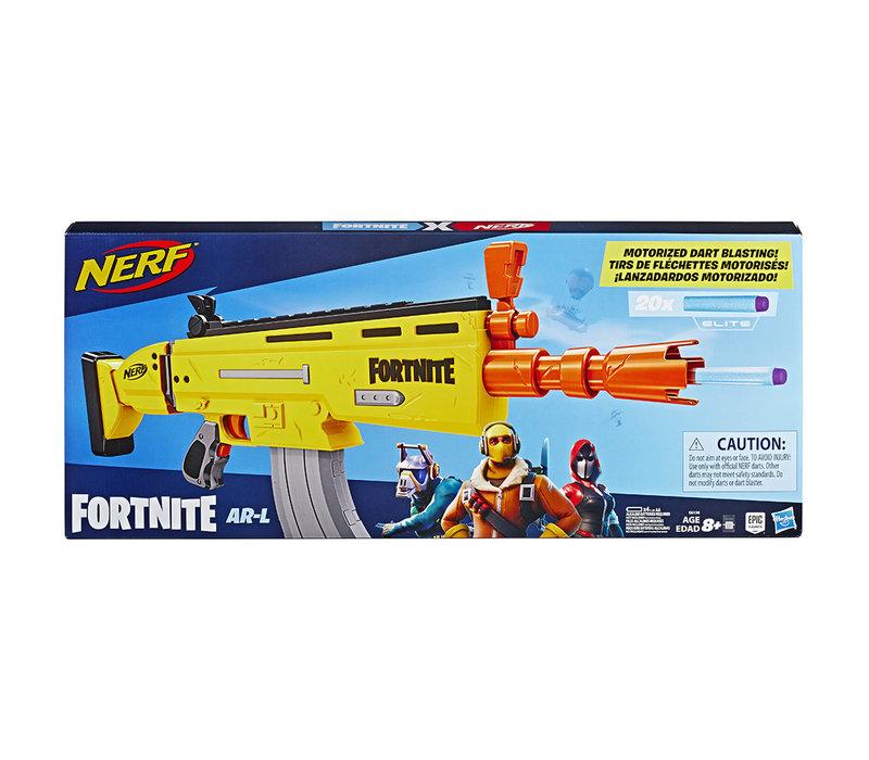 Fortnite Nerf Fn risky reeler