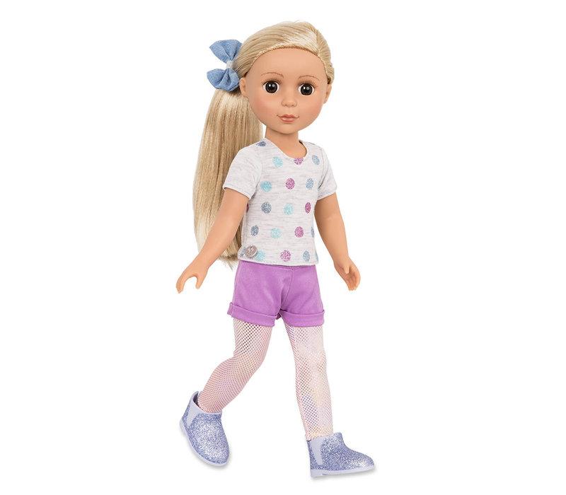 Glitter Girls Poupée Amy Lu 36 cm