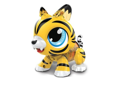 Build A Bot Tigre