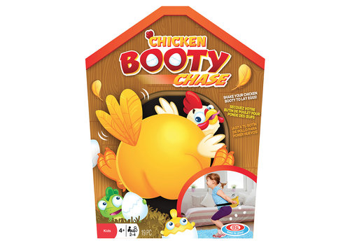 Alex Ideal Chicken booty chase