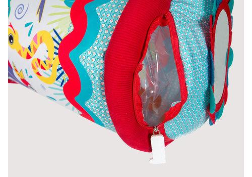 ludi Rouleau pour bébé en tissu Jungle