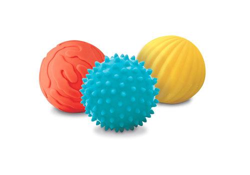 ludi 3 Balles sensorielles Lapin