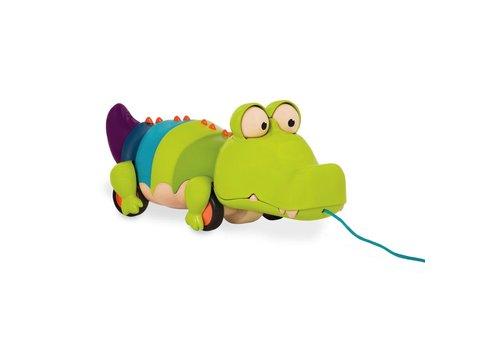 Battat / B brand Wiggle-A-Long Croco à tirer