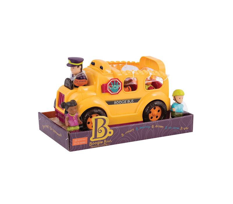 Autobus scolaire Boogie Bus Rrrroll Models