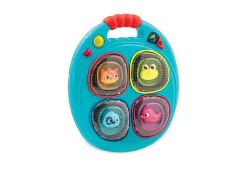 Battat / B brand Portable lumières & sons Catch-A-Sound