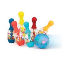 Ensemble de quilles Let'S Glow Bowling!