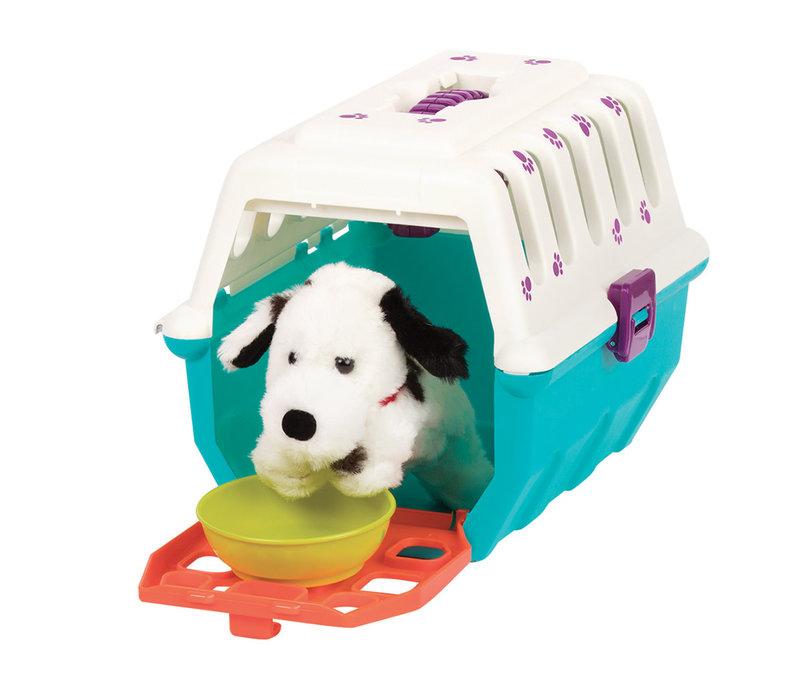 Cage de vétérinaire et accessoires