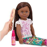 Ensemble d'accessoires Doll Hair Care pour poupée OG de 46 cm