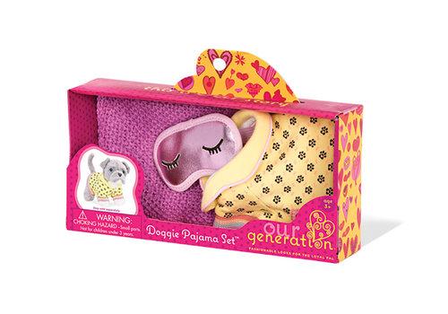 Our generation Ensemble Doggie Pajama pour poupée OG de 46 cm