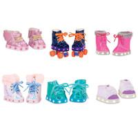 Chaussures Light up pour poupée OG de 46 cm assorties