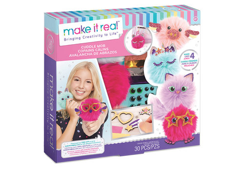 Make it Real Make it real DIY Pompons mignons