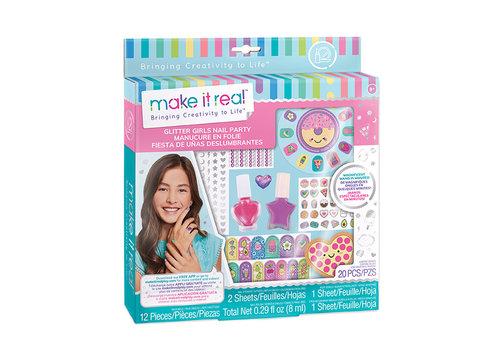Make it Real Make it real Manicure amusante