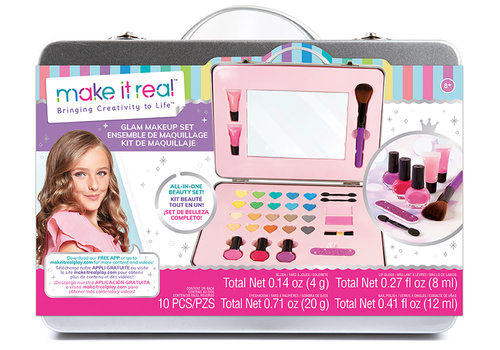 Make it Real Make it real Ensemble cosmétique glam