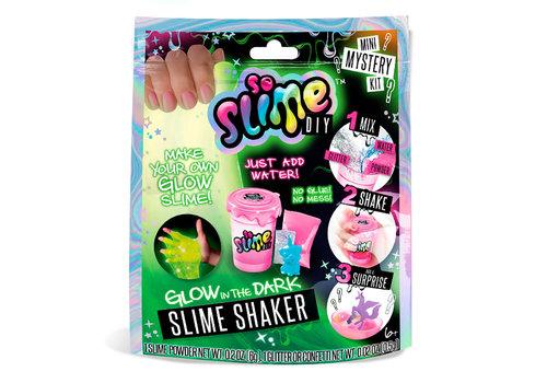 So Slime DIY - Glu brille dans le noir