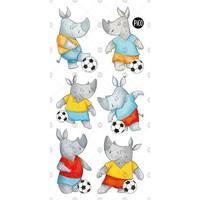 Rico le joueur de soccer