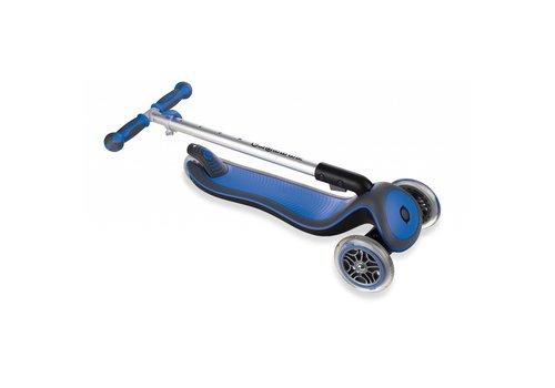 Globber Trotinette pliable bleu foncé / Primo Scooter foldable navy blue