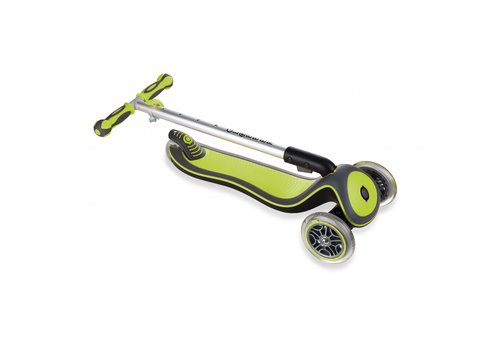 Globber Trotinette pliable vert lime / Primo foldable scooter lime green