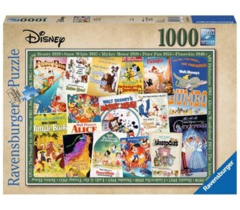 Posters Vintage Disney 1000 mcx