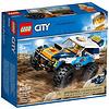 Lego La voiture de rallye du désert