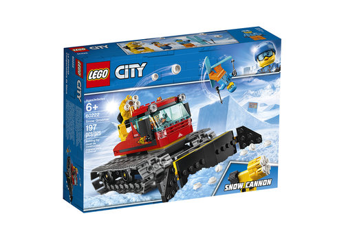 Lego La dameuse