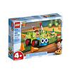 Lego Juniors Woody et la voiture téléguidée
