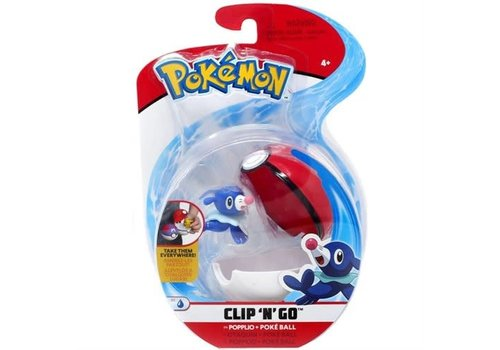 Pokemon clip N go Otaquin
