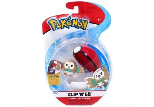 Pokemon Clip n go Brindibou