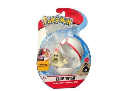 Pokemon clip n go Bacabouh