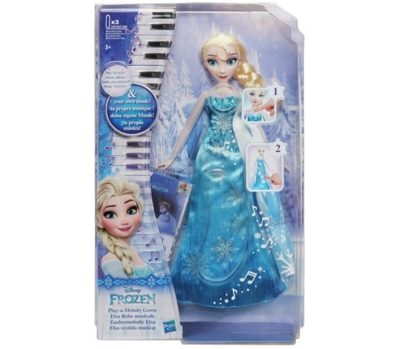 Frozen Play a Melody Gown Elsa