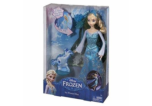 Disney Frozen Elsa Snow powers