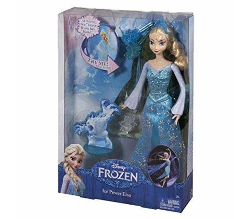Disney Frozen Elsa Flocons magique