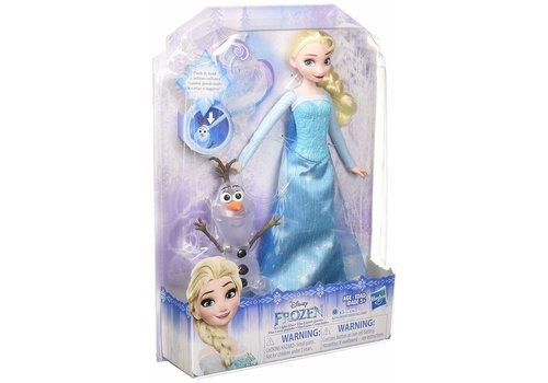 Disney Frozen Elsa lumières