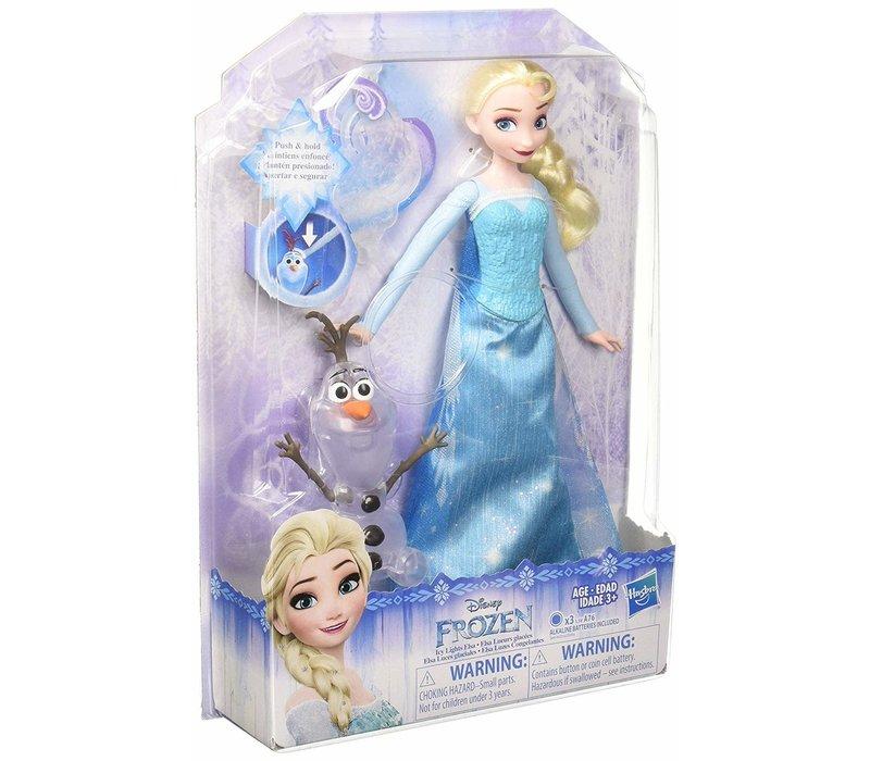 Disney Frozen Icy Lights Elsa