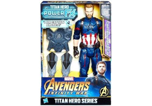 Hasbro Avenger 12'' Titan Hero Captain America FR