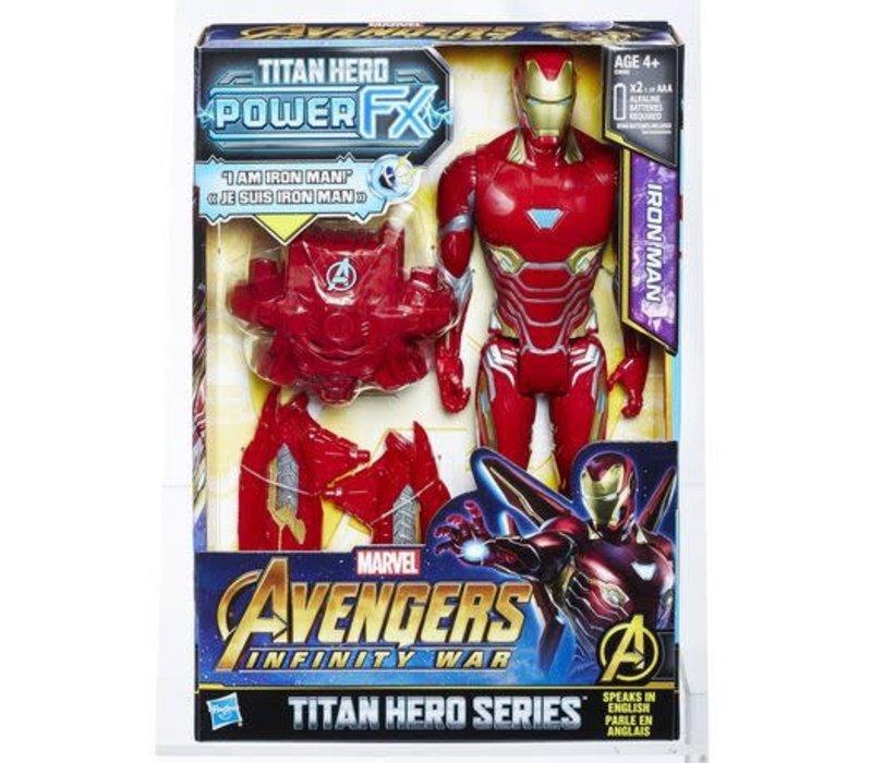 Avenger 12'' Titan Hero Iron man