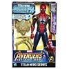 Avenger 12'' Avenger Titan Hero Iron Spider