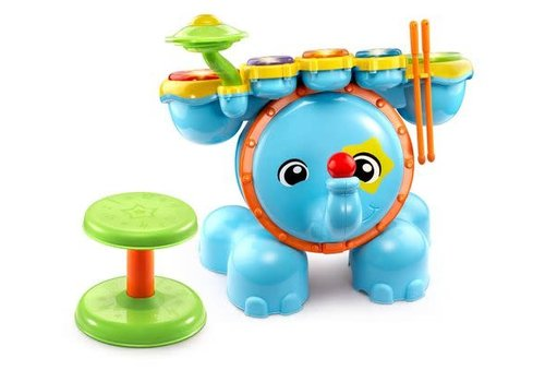 Vtech Ma Batterie Éléphant Jungle Rock