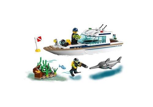 Lego Le yacht de plongée