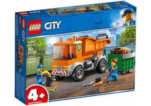 Lego Le camion à ordures
