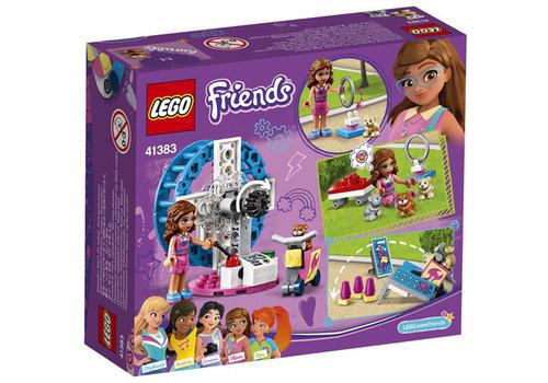 Lego Friends L'aire de jeu du hamster d'Olivia